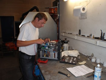 MAINTENANCE SOUDAGE, COUPAGE, ASPIRATION LYON