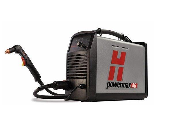 DECOUVREZ LE POSTE PLASMA HYPERTHERM POWERMAX 45