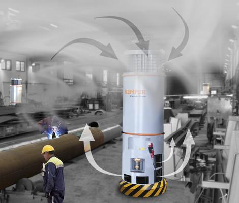 Système Aspiration / Ventilation Des Fumées et Poussieres En Rhône Alpes