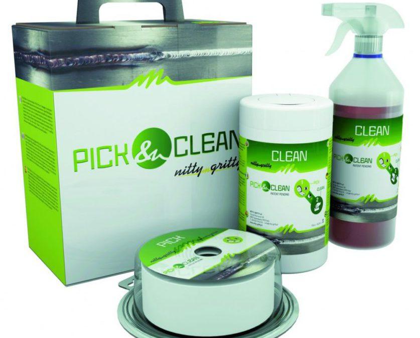 PICK & CLEAN UNE SOLUTION SIMPLE POUR LE DECAPAGE
