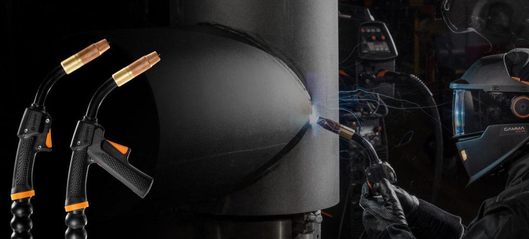 Découvrez les nouvelles torches MIG Flexlite GX par Kemppi
